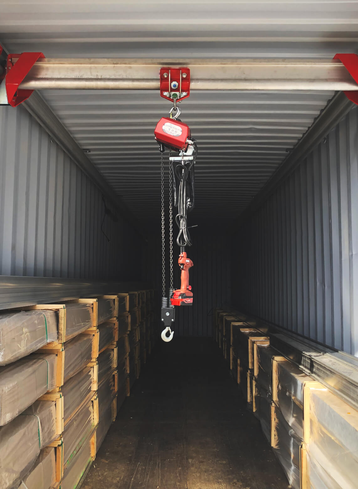 Gantry Crane Shipping Container